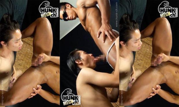HUNK CHANNEL – CH-00511 – 感汁!俺の縄。PART4