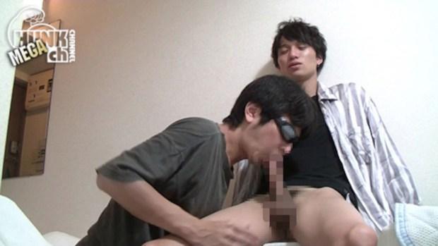 HUNK CHANNEL – MB-00461 – 前作大ヒット!ジャニ・キレイ系好き注目のセクシー美青年が遂に男に抜かれる!!
