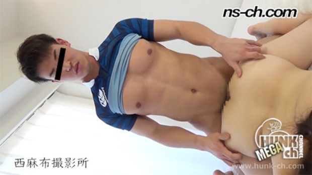 HUNK CHANNEL – NS-504 – S級筋肉男子のSEX事情!!ラグユニで濃厚放出!!
