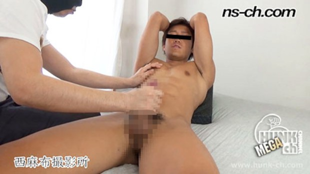 HUNK CHANNEL – NS-588 – 男経験0の体育会男子たち(181cm75kg20歳)