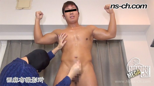 HUNK CHANNEL – NS-694 – 男経験0の体育会男子たち(174cm88kg20歳)