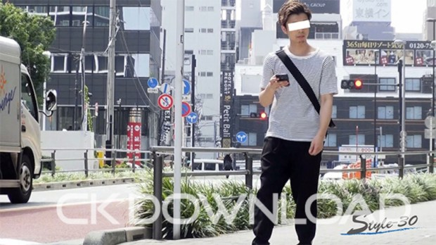 CK-Download – STY0008 – 童顔のアパレル店員30歳を捕獲!!ホテルにいき速攻アナルウケSEX!!