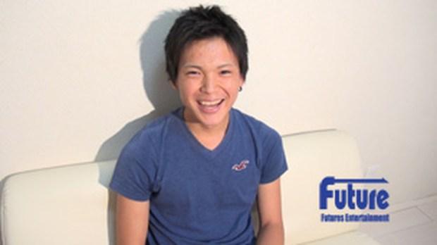 [Future Boy] TC1004038 フューチャーボーイ公式サイト - STAFF推薦作品!カコカワな21才爽やか学生が男に抜かれ「気持ちいいー!」