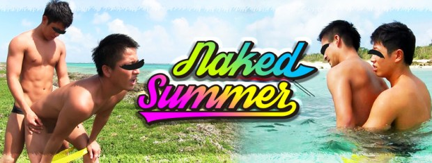 HUNK CHANNEL – TR-NS002 – Naked Summer part2
