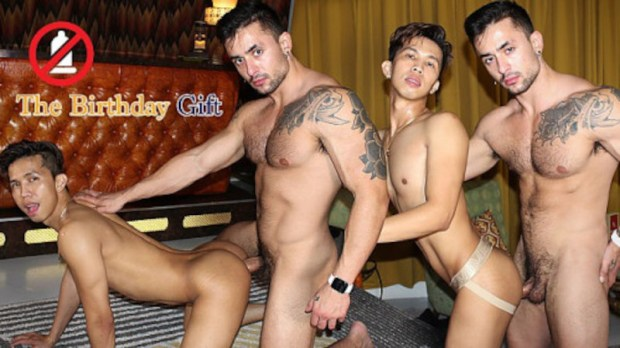 PeterFever - College Seductions - The Birthday Gift