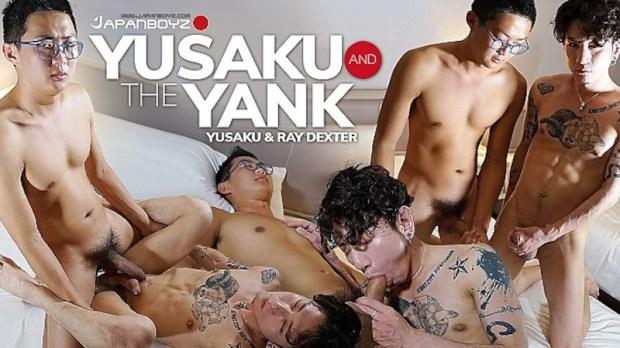 JAPANBOYZ – Yusaku and the Yank – Ray Dexter & Yusaku