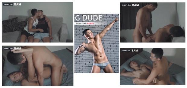 Be A Model 95 – Gdude 新星 Bobby