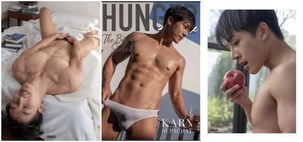 Hunger Homme 10 | KARN Supachat
