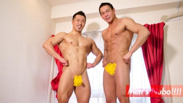 Men's Rush.TV – NV-073 – 肉欲と最高品質のマッスルのうねりが全てを喰らいつくす♪