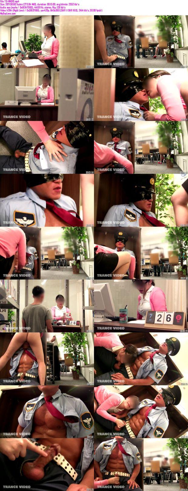TRANCE VIDEO – TO-HN019 – ホントにあったノンケの情事 case19