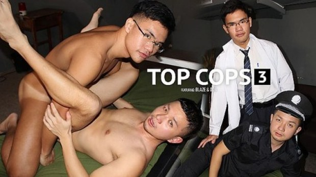 PeterFever – Top Cops 3 – Blaze and Don