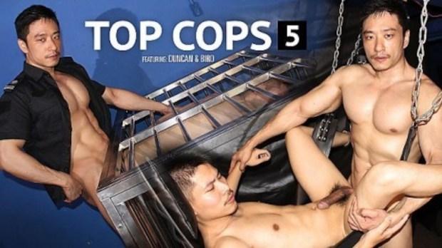 PeterFever – Top Cops 5 – Duncan and Bird