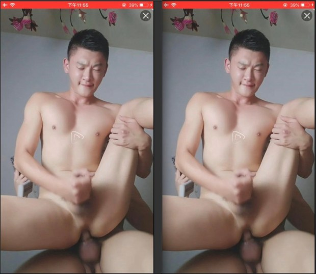 Chinese maleshow – Live Broadcast – Yin Xiao Tian Live Anal with Muscular Money Boy