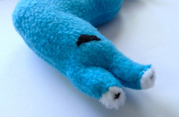 Blue Slugs!