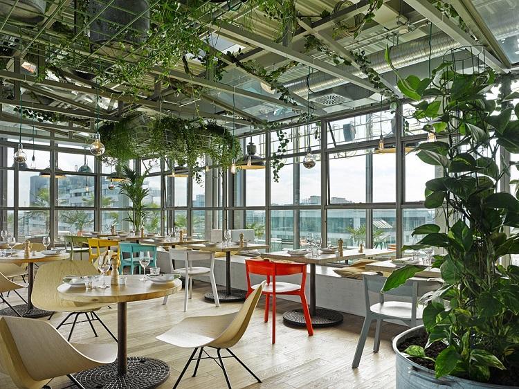 Neni Israeli Restaurant In Berlin Charlottenburg Jump Berlin