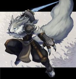 AAA - Fox Warrior