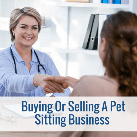 buying selling pet business