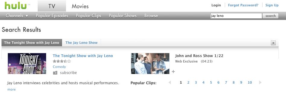 Leno Hulu