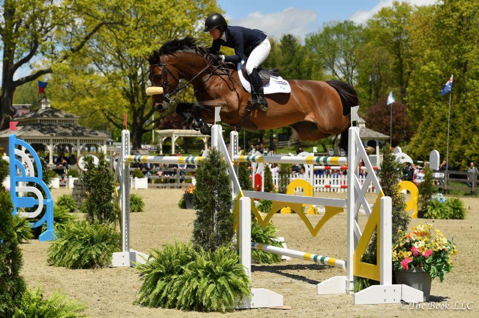 Beezie Madden And Breitling Ls Capture 50k Grand Prix At