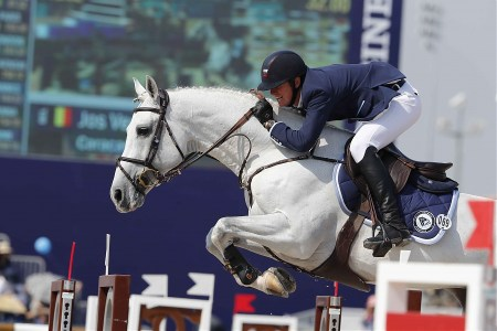 Jos Verlooy On Caracas Diamonds - Jumper Nation