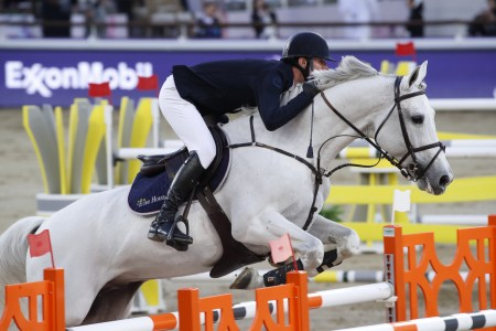 Jos Verlooy & Caracas Triumph In €25,000 Two-Phase Class CSI 5* At CHI Al  Shaqab – JUMPER NEWS