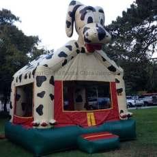 dalmatian jump house