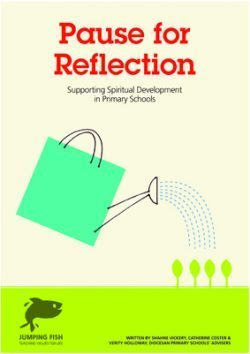 Reflection Resources