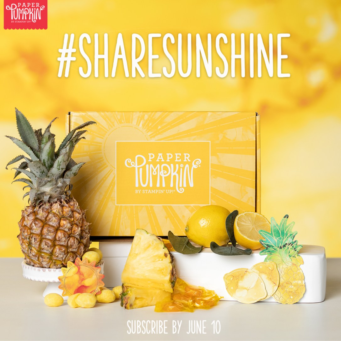 June 2020 Share Sunshine Logo