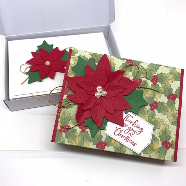 PP Poinsettia Box #2