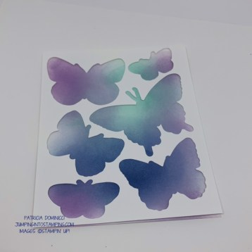Butterfly with Blending Brush #1