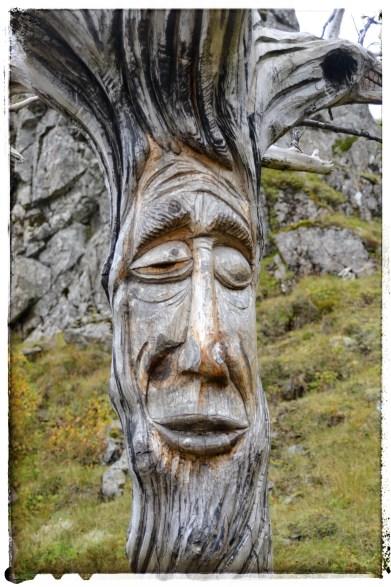 Woodsman, Hálsaskógur