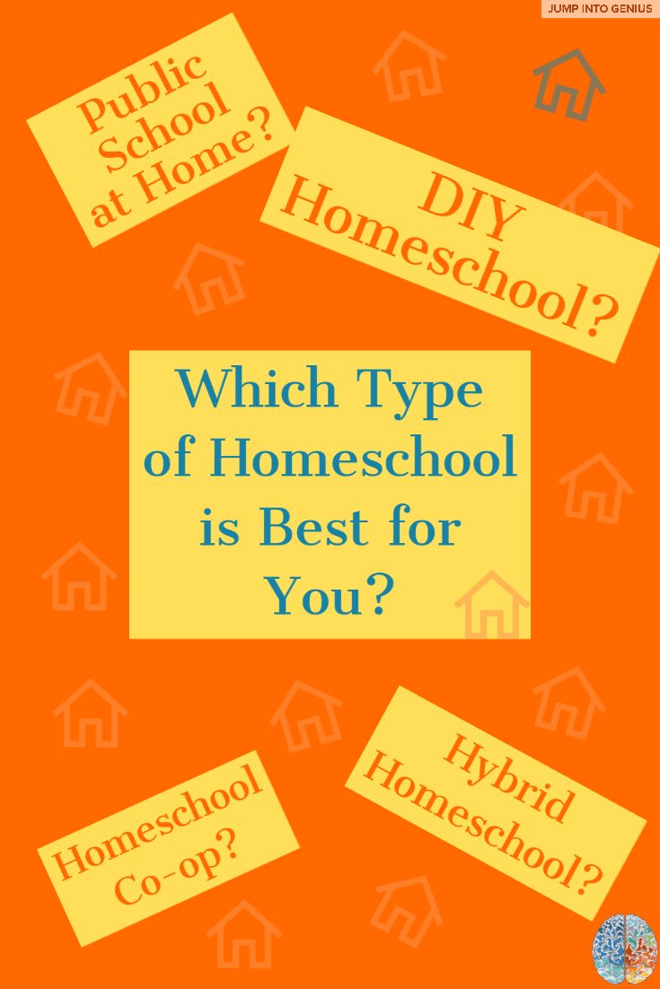 Which Type of Homeschool is Best for You?