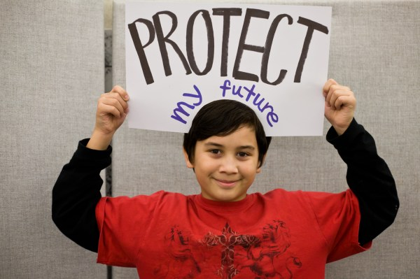 Picture from the Children's Alliance, here.