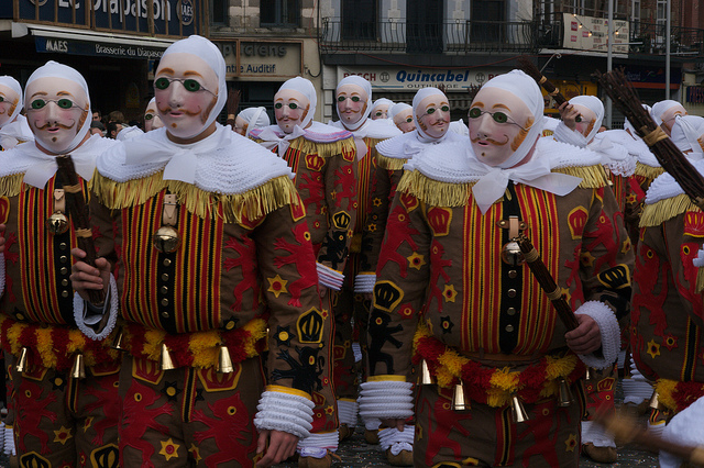 Carnivals of the World - Belgium