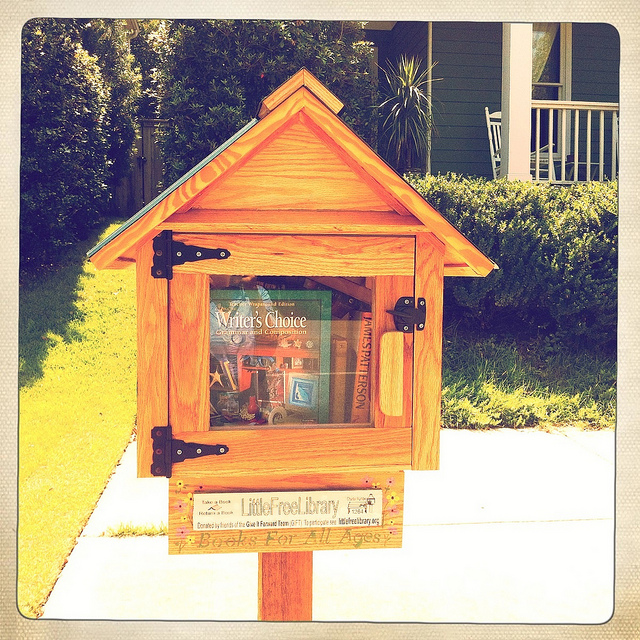 Memphis Little Free Library