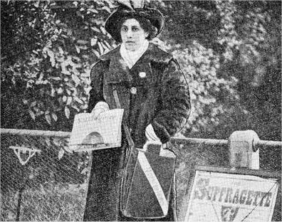 how were the suffragettes treated in our country in the early 1900 s The activities of the women's suffrage movements influence the decision to grant the vote to women in 1918 - assignment example.