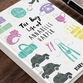 personalised-diary-2015---the-busy-life-of_a