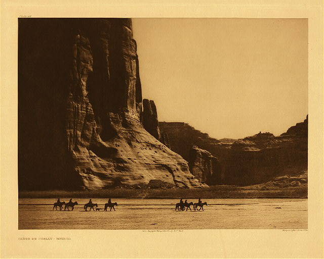 Northwestern University Library, Edward S. Curtis's 'The North American Indian': the Photographic Images, 2001. http://memory.loc.gov/ammem/award98/ienhtml/curthome.html