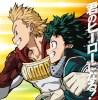 アニメ「僕のヒーローアカデミア」第4期のキービジュアルが解禁!!