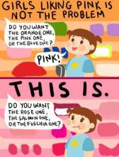 Girls Like Pink