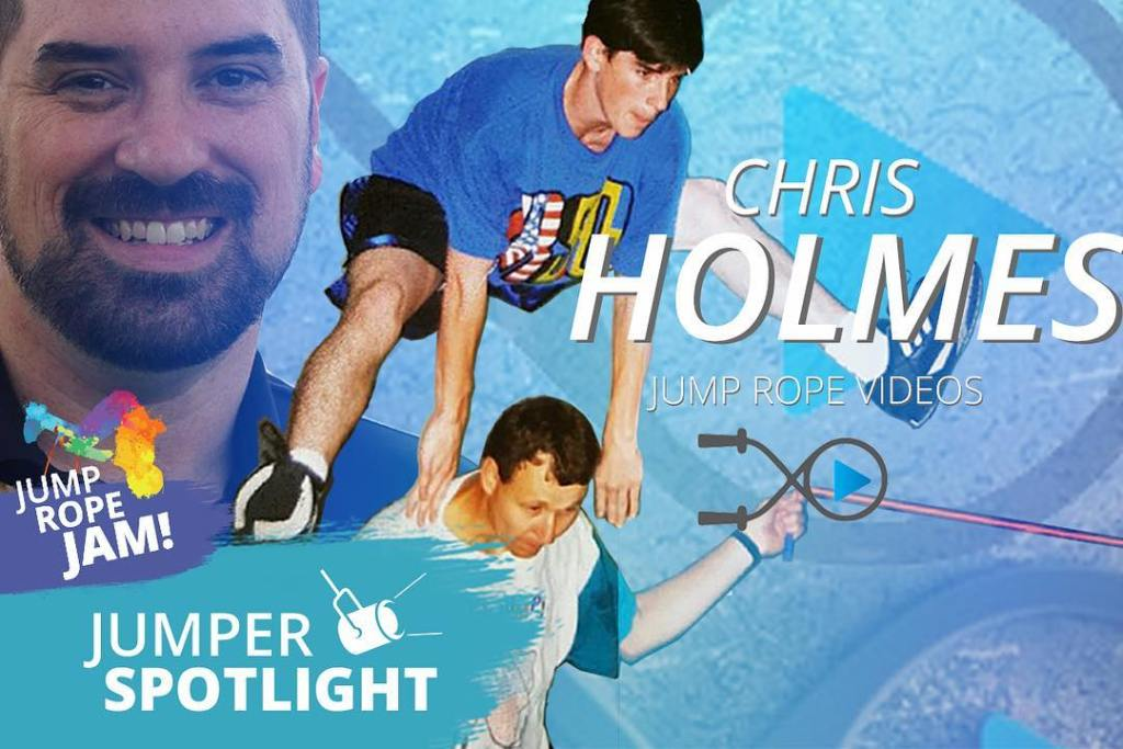 Check out our YouTube channel to welcome back Chris Holmeshellip