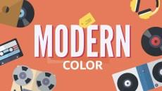 Modern Color Explainer Video