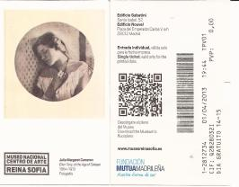 Reina Sofia tickets