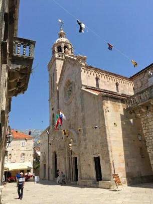 Cathedral Sveti Marko
