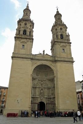 Con-cathedral de Santa María de la Redonda