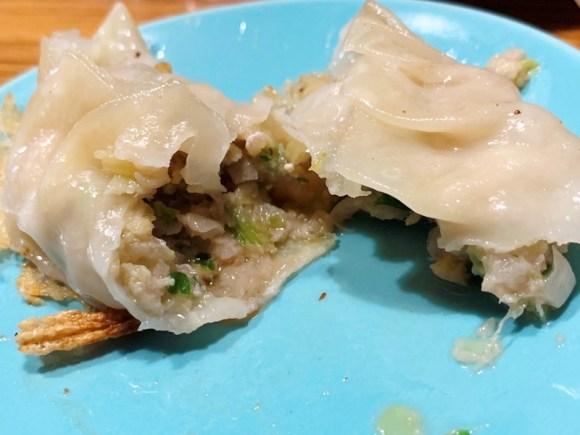 六徳恒河沙の焼餃子2