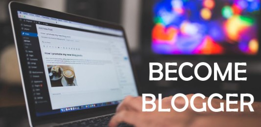 Become Blogger
