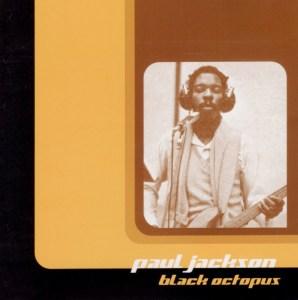 BLACK OCTOPUS / 2002