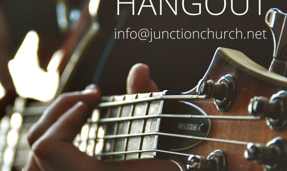 Musicians Hangout<div>March 2016</div>