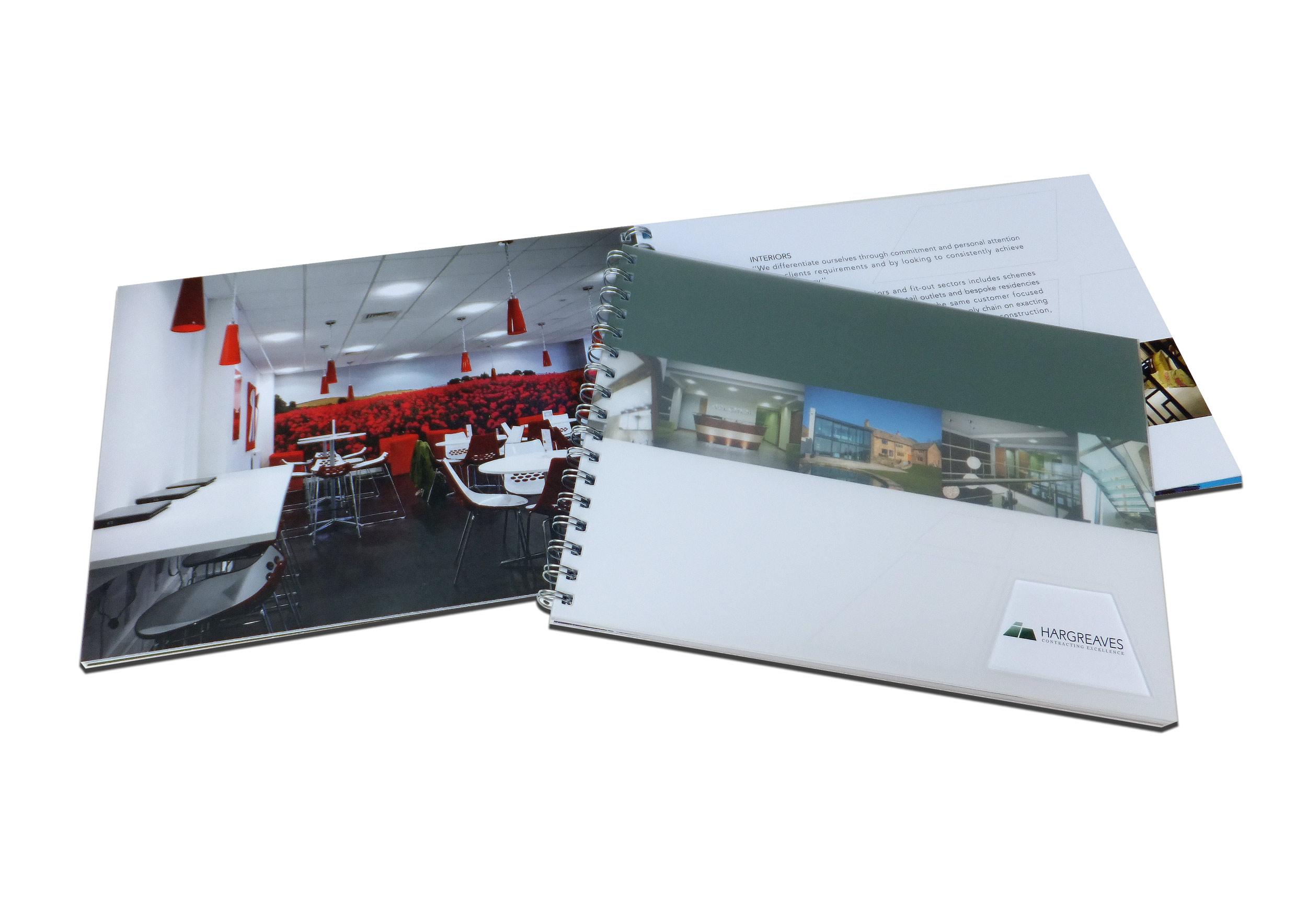 Hargreaves brochure